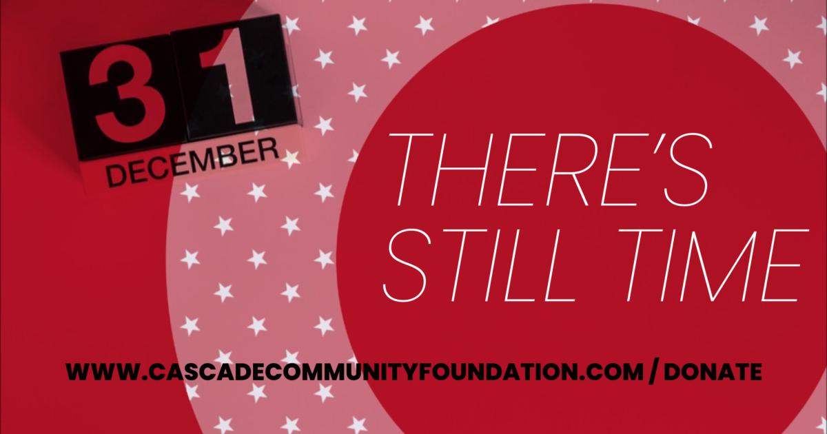 Header to support Cascade Community Foundation